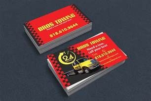 towing business cards tow truck business cards freelancer