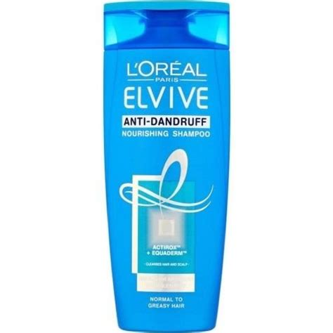 Sho Loreal Anti Dandruff 6 x l oreal elvive anti dandruff nourishing shoo normal greasy hair 250ml shipping fast