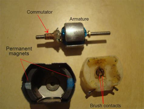 permanent magnet motor dc electrical and electronics study portal permanent magnet