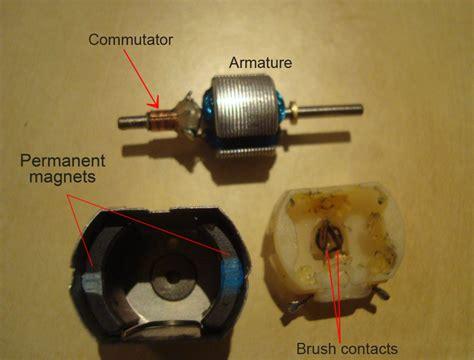permanent magnet motor permanent magnet dc pmdc motors electricaleasy