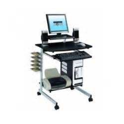 Warehouse Computer Desk Rolling Computer Cart Foter