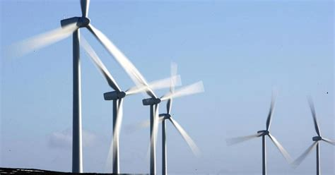 Mba S Becoming Increasingly Required by Scotland S Wind Turbines Are Becoming Increasingly