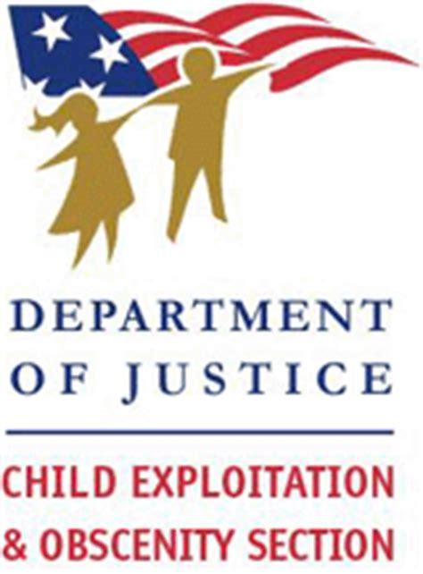child exploitation and obscenity section usdoj crm child exploitation and obscenity section