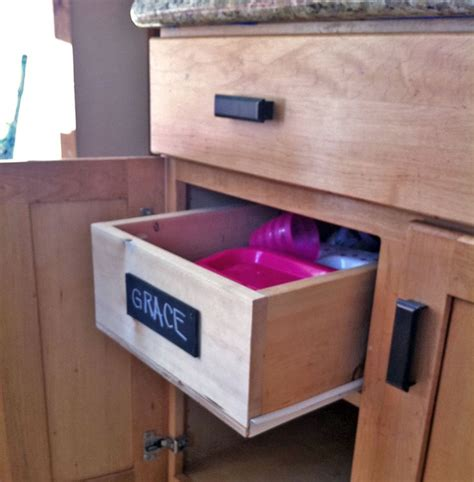 Building A Drawer Cabinet by Best 25 Cabinet Drawers Ideas On Pull Out