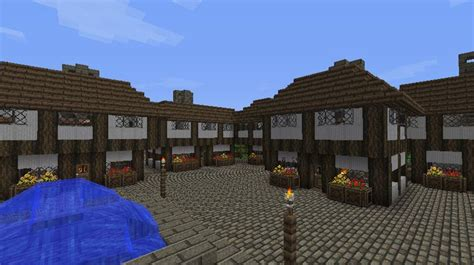 minecraft village house design the town of oakcrest screenshots show your creation minecraft forum minecraft