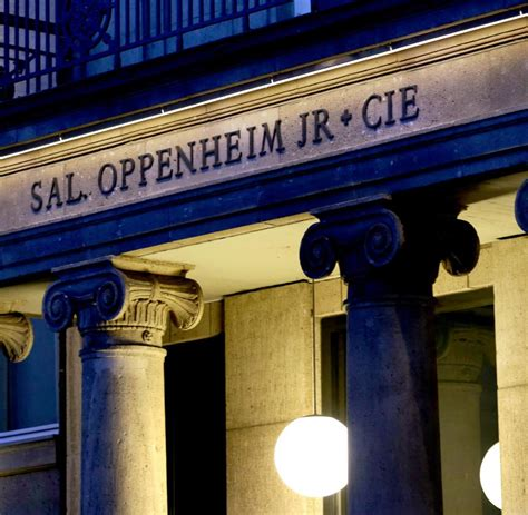 bank sal oppenheim sal oppenheim prozess goldman sachs chef als zeuge in