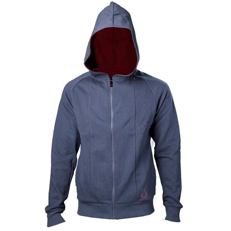 Sweater Switer Assassins Creed 1 assassins creed hooded sweater assasins creed merchandise sweater collection