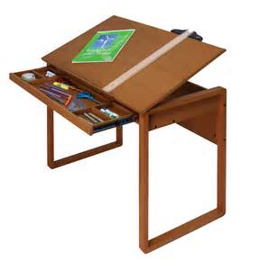 studio designs ponderosa wood topped craft table 13285