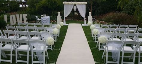 Wedding Anniversary Ideas In Melbourne by Wedding Ideas Outdoor Wedding Ceremonies In
