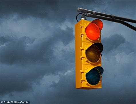 Traffic With Traffic Lights by Could Smart Intersections The End For Traffic Lights Daily Mail