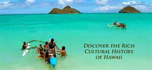 Hawaiian culture and hawaii history with blessings from a genuine