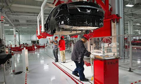 Tesla Hiring Tesla Looks To Mexico To Lure Engineers For California Plant