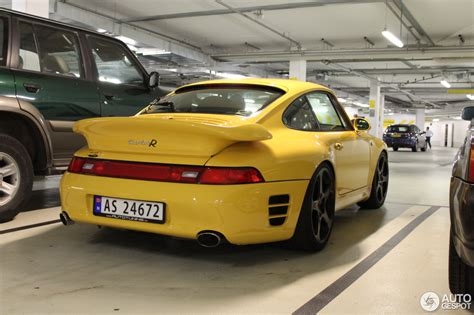 ruf porsche 993 ruf 993 turbo r 22 september 2017 autogespot