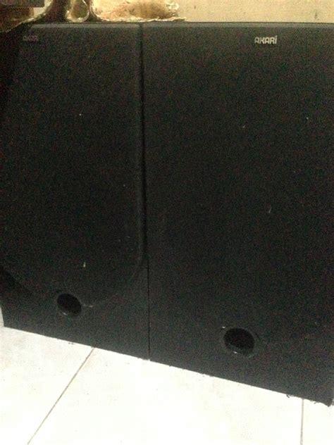 Speaker Karaoke Rumahan 12 Quot merubah speaker karaoke rumahan menjadi speaker di pc