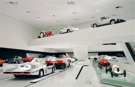 Porsche Museum Gm Nd by Porsche Polishes The Family Silver Gm Sells It