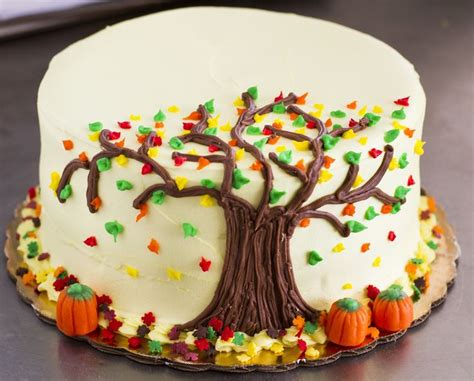 fall cake decorating ideas fall decorating ideas images