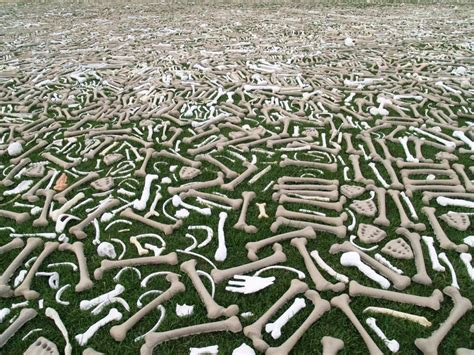 the bone field the one million bones geeky engineer