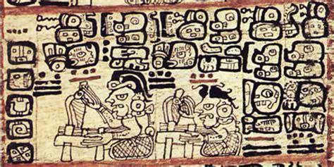 imagenes codices mayas microhistorias 191 c 243 mo se leen los c 243 digos prehisp 225 nicos