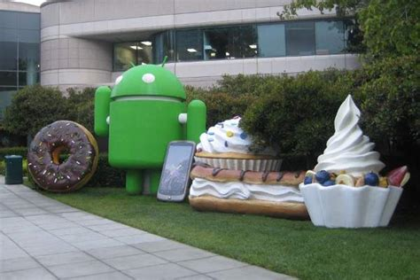 android statues android advice from michael martin