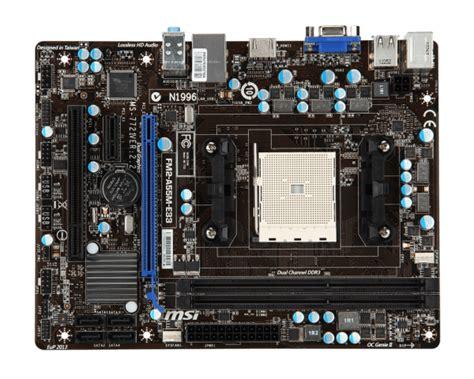 reset bios msi fm2 a55m e33 msi fm2 a55m e33 fm2 amd a55 micro atx amd motherboard