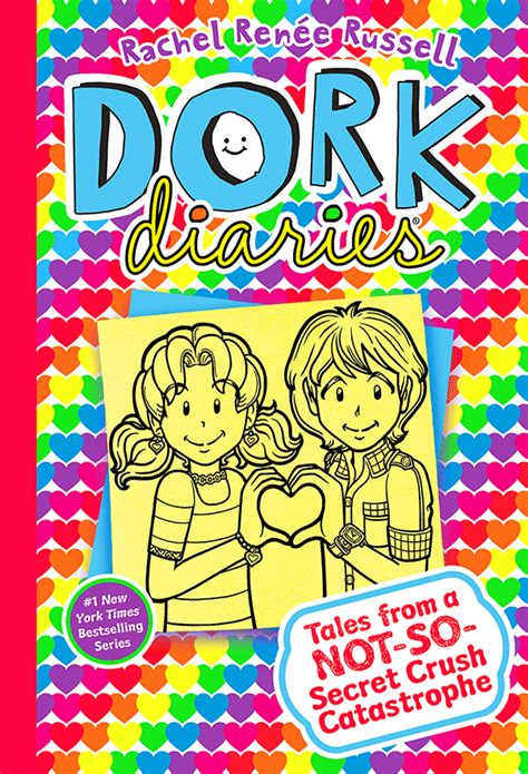 Barnes And Noble Brandon Dork Diaries 12 Tales From A Not So Secret Crush