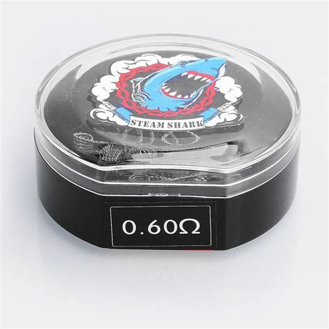 Authentic Kanthal A1 Pre Coiled Wires 045ohm authentic vapethink kanthal a1 28 awg 28 awg twisted pre coiled wire