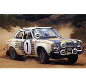 Scalextric C3099 Ford Escort RS1600  East African Safari