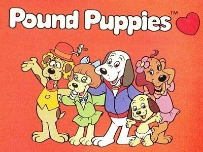 pound puppies tv show pound puppies sharetv