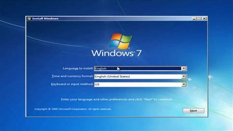 youtube tutorial windows 7 how to install windows 7 from usb drive easy tutorial hd
