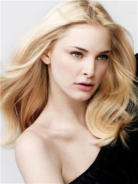 blonde hairstyles pale skin blonde hair colors for pale skin