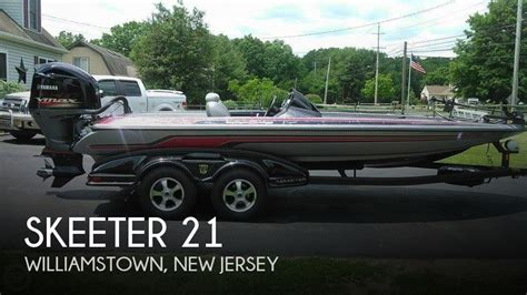 freshwater fishing boats for sale nj used freshwater fishing skeeter boats for sale boats