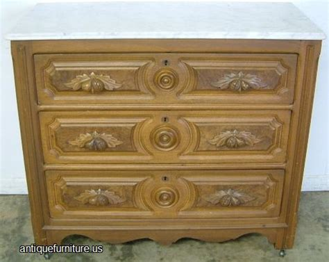 Top Dresser by Antique Walnut Marble Top Dresser At Antique Furniture Us
