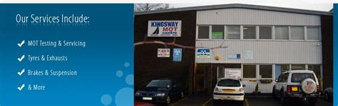 mot south lanarkshire kingsway mot centre