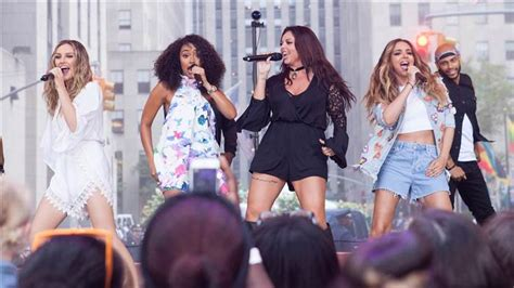 little mix show little mix brings magic to today s summer concert series
