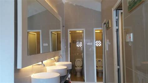 Shared Shower Between Two Bathrooms The Shared Bathroom Area Picture Of Chulia Heritage Hotel George Town Tripadvisor