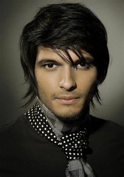 long layered hairstyles  men  update