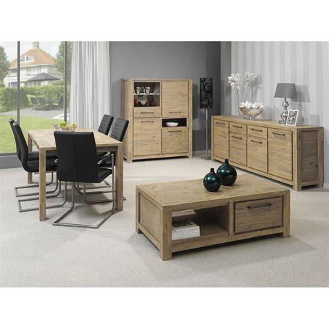 meuble tv acacia meuble tv contemporain acacia massif 2 tiroirs 164x50x54