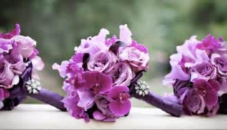 purple wedding flowers ideas on purple wedding bouquets ipunya