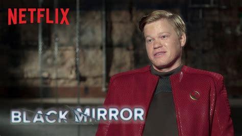 black mirror netflix trailer black mirror featurette u s s callister netflix