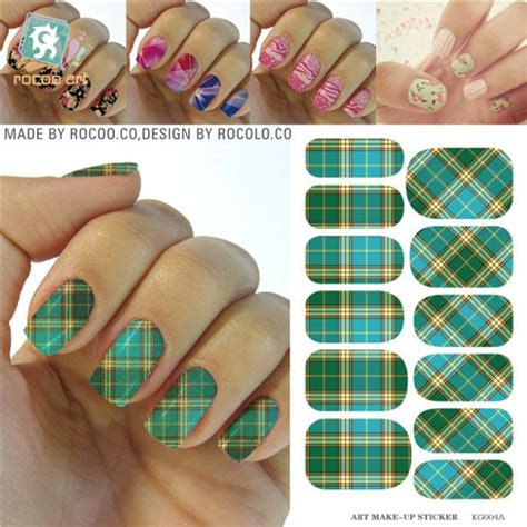 Nail Sticker Minx Nail 3 water transfer nail sticker minx cover manicure styling tools nails wraps decals