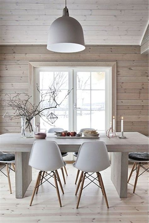ideas de muebles  casas en estilo escandinavo