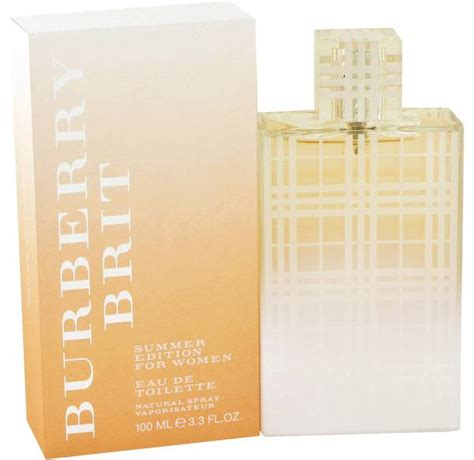 Jual Parfum Burberry Summer burberry brit summer perfume for by burberry