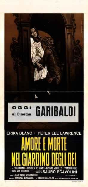 e morte nel giardino degli dei y muerte en el jard 237 n 1972 filmaffinity