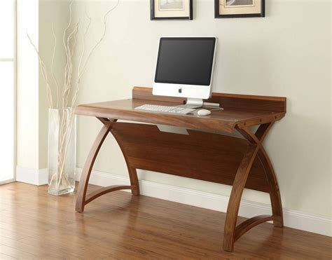 Jual Computer Desk Jual Pc602 Walnut Computer Desk