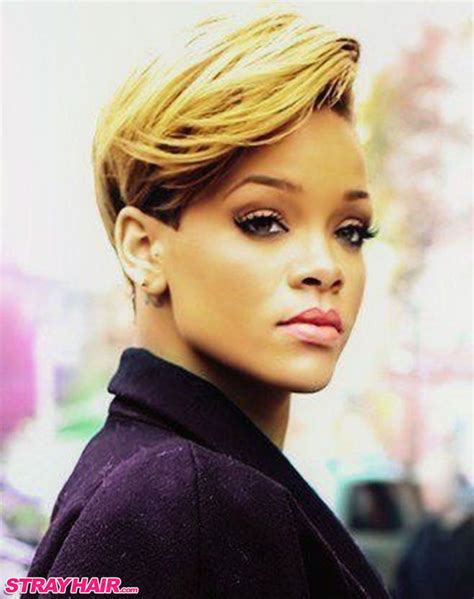 Images Of Rihanna Hairstyles by Rihannas Many Great Hairstyles Strayhair