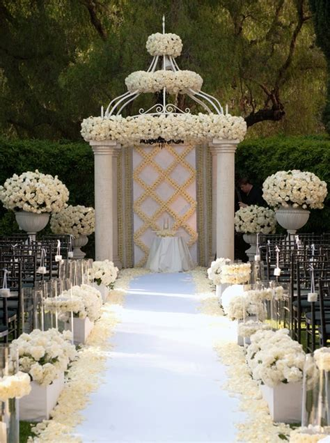 wedding arch decoration ideas weddings romantique