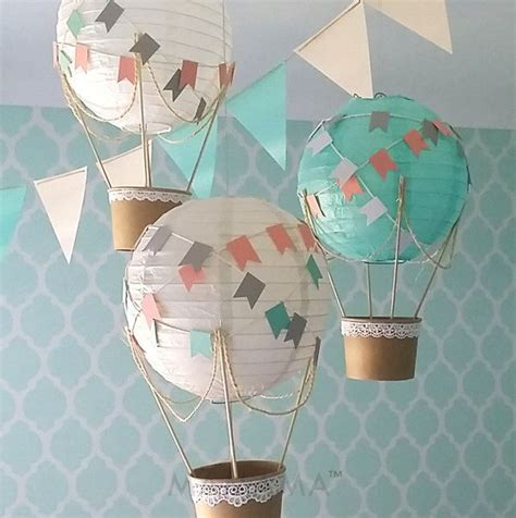air balloon decorations nursery 25 unique travel decorations ideas on travel