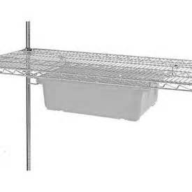 Slide Wire Shelving Wire Shelving Accessories Components Single Box