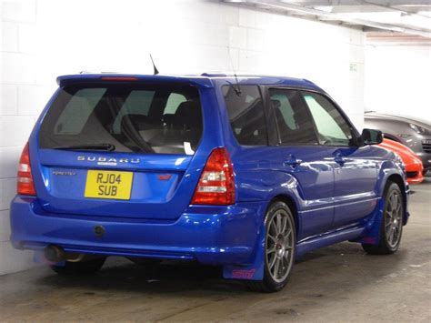 jdm subaru forester used subaru forester 2 5 wrx sti jdm model for sale in