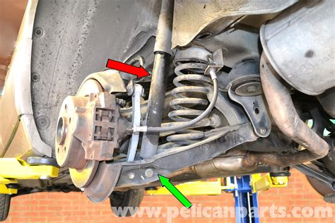 how to replace your shocks how to remove shock absorbers mercedes benz 190e rear shock replacement w201 1987 1993